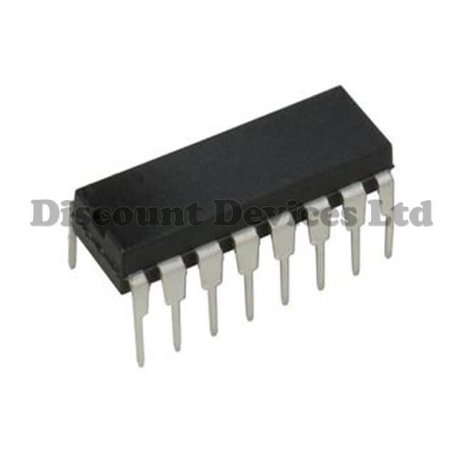 CD4511 BE CMOS IC
