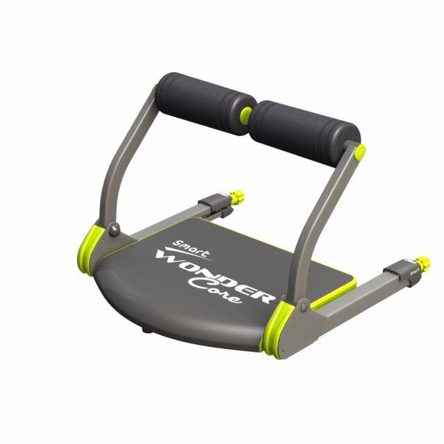 wonder core smart total full workout exercise dvd guide. Black Bedroom Furniture Sets. Home Design Ideas