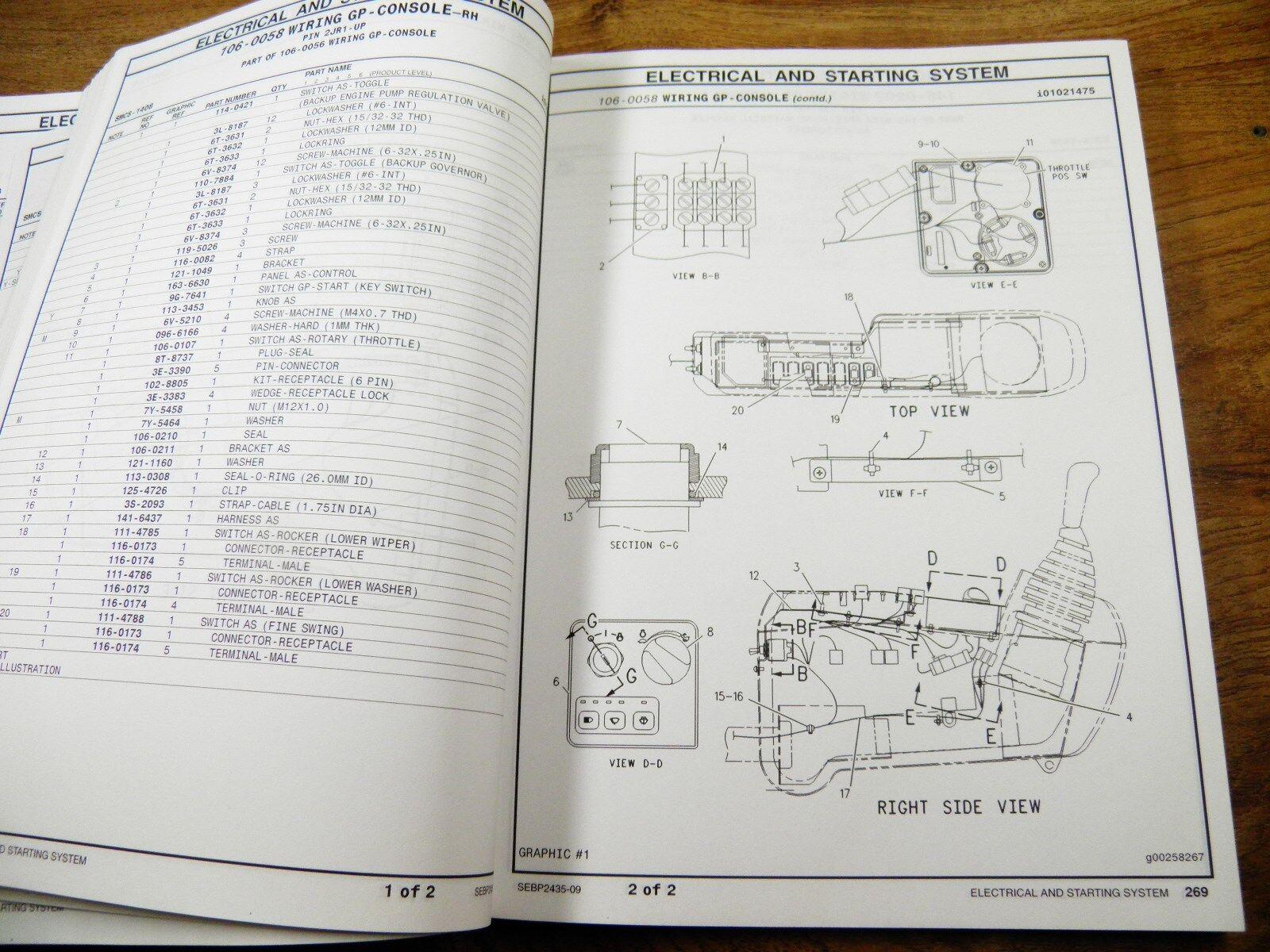 Unique Caterpillar Excavator 320b Hydraulic Schematic Manual Pdf ...