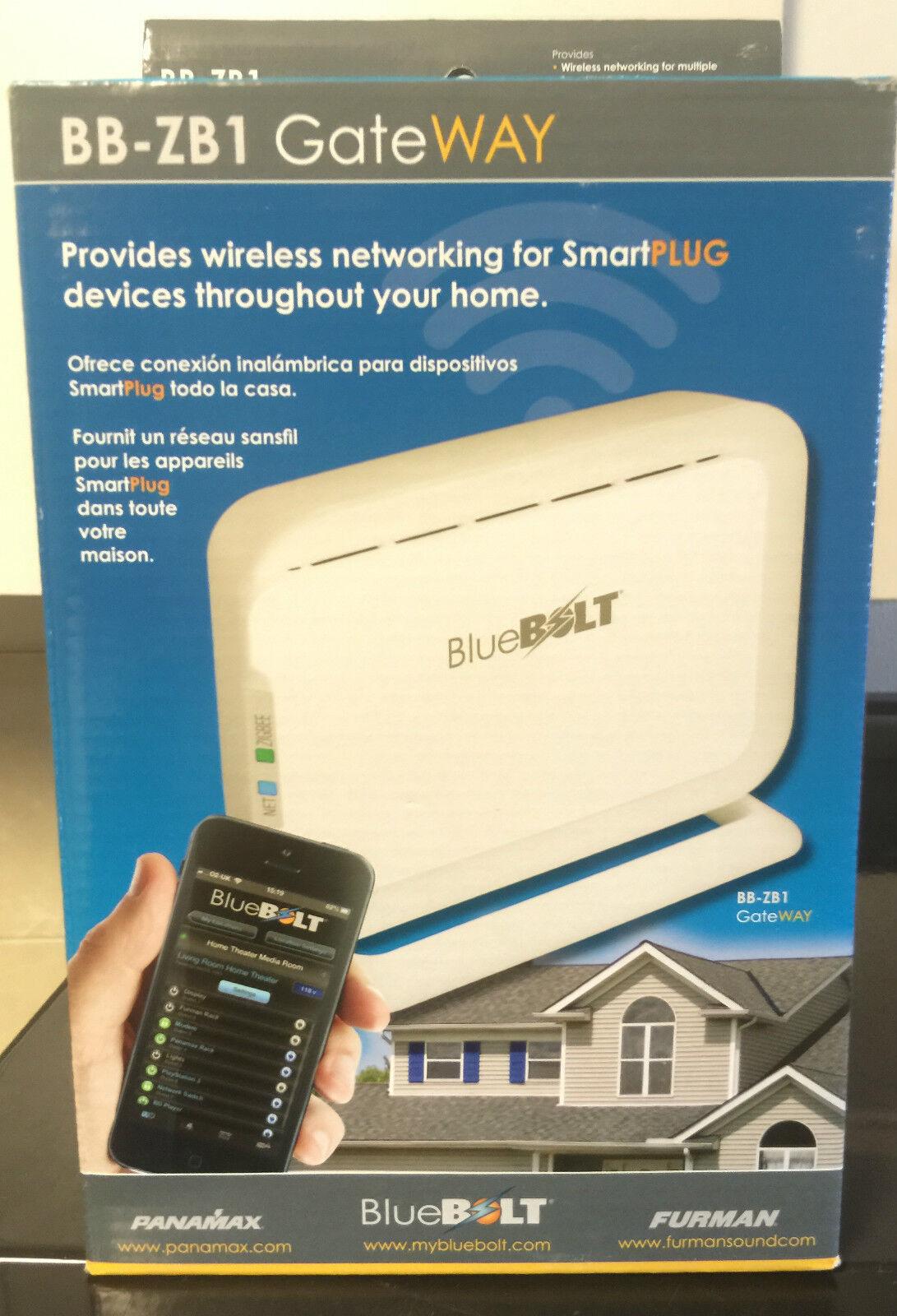 Panamax Bb-zb1 Bluebolt Wireless Ethernet Bridge for Md2-zb (white ...