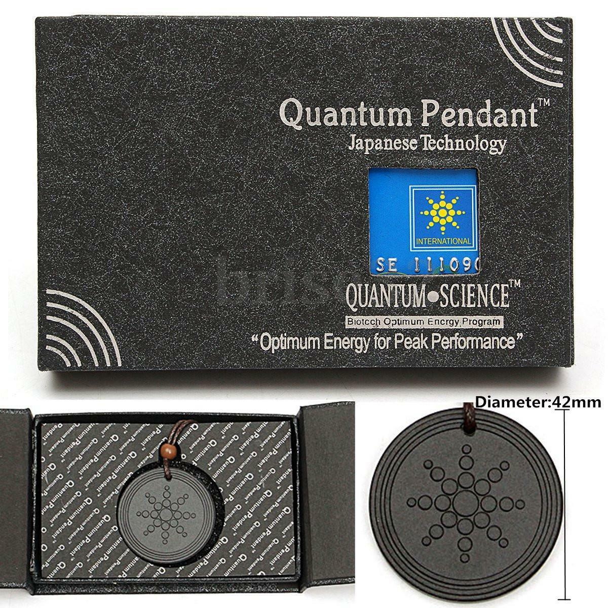 1pcs quantum pendant necklace scalar orgon energy neg ions emf picture 1 of 8 aloadofball Choice Image