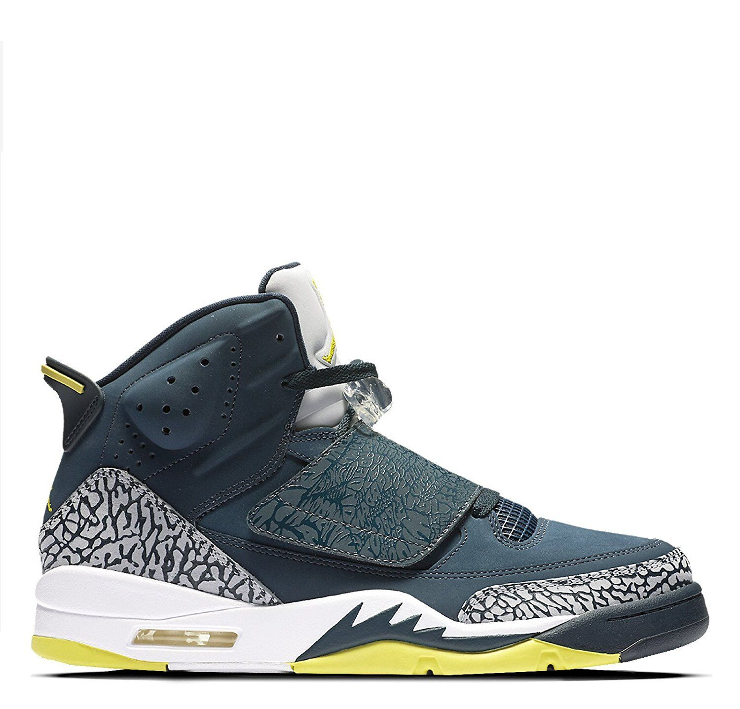 newest 1d8e6 5f277 ... amazon mens air jordan son of mars armory navy white wolf grey  electrolime fe4ef dc718 ...