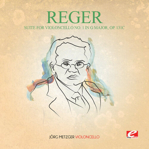 Reger - Suite for Violoncello 1 in G Major 131C [New CD] Manufactured On Demand,