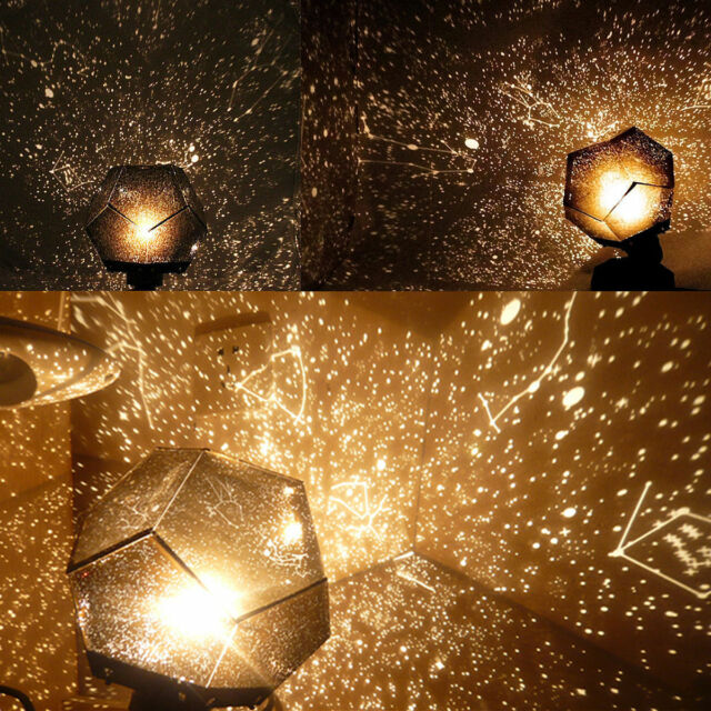 Romantic Astrostar Astro Star Laser Projector Cosmos Light DIY Bulb Lamp  Home BP