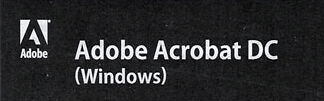 Adobe Acrobat Standard DC Code per Mail (Download) Dauerlizenz -zeitl.unbegrenzt