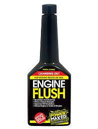Power Maxed Engine Flush treatment Petrol & Diesel. 325ml
