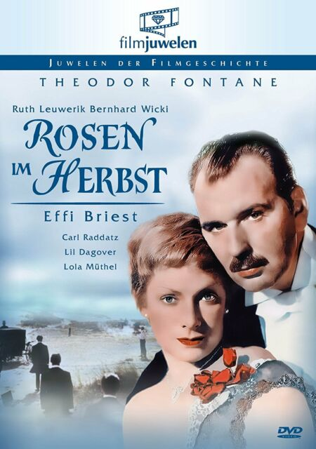 Rosen im Herbst (Theodor Fontane, Effi Briest, Bernhard Wicki) DVD NEU + OVP