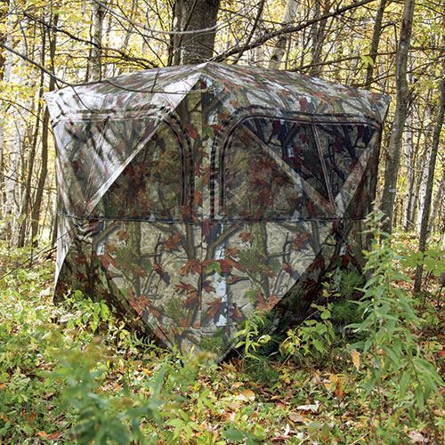 camo blinds blind backwoods barronett ox