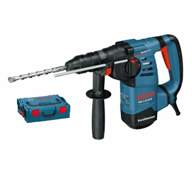 bosch bohrhammer gbh 3 28 dfr professional in der l boxx ebay. Black Bedroom Furniture Sets. Home Design Ideas