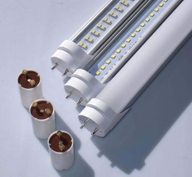 LED Röhre Röhren T8 retrofit 44 60 90 100 120 150 cm super hell und zuverlässig