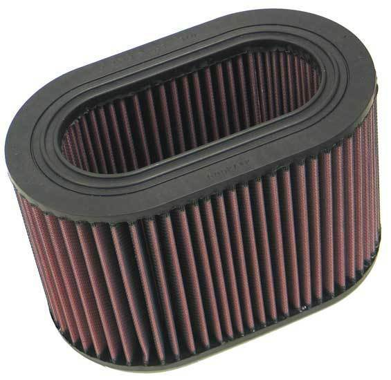 K&N AIR FILTER FOR MITSUBISHI PAJERO 2.5 DIESEL 1986-00 E-2871