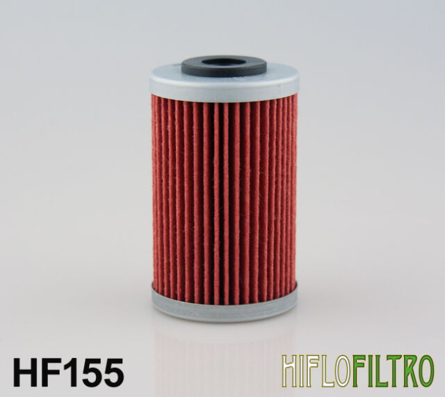 HiFlo HF155 KTM - Husaberg Motorcycle Oil Filter - HF 155