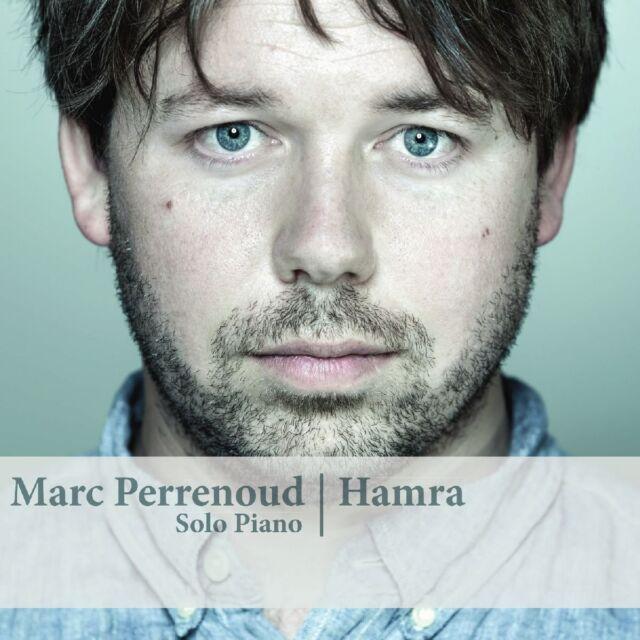 CD Hamra-Solo Piano von Marc Perrenoud (2016) Digipack (K49)