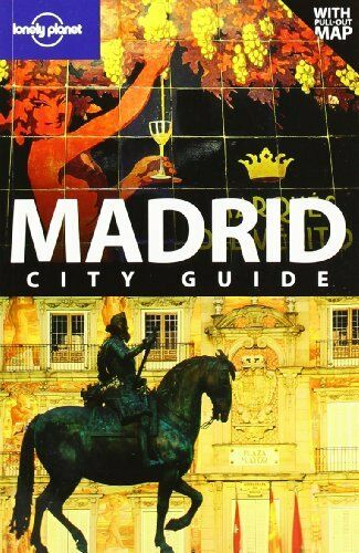 Madrid (Lonely Planet City Guides),Anthony Ham- 9781741795929