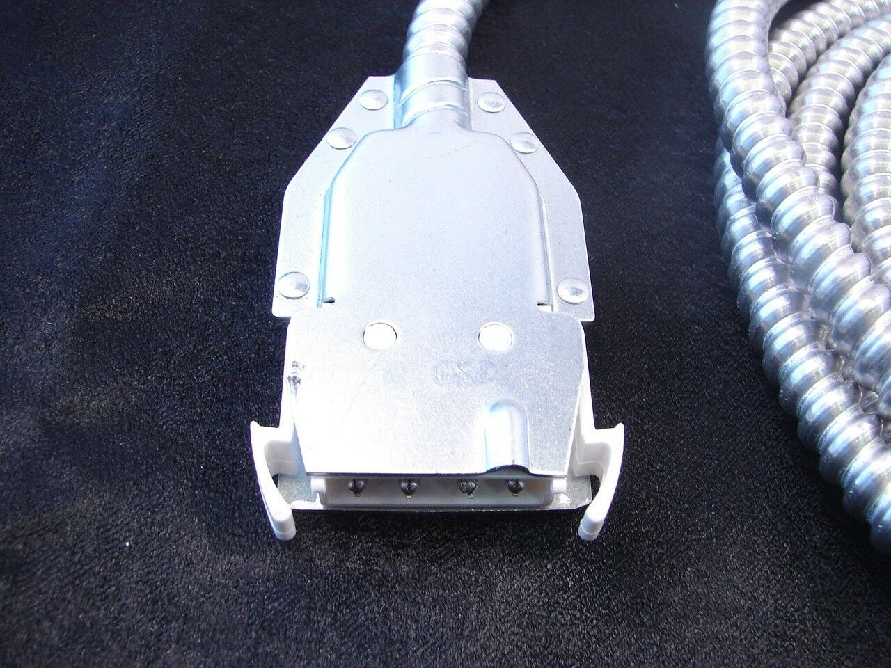 Lithonia Lighting Extender Cable QE120 12/2g11 Reloc Wiring System ...