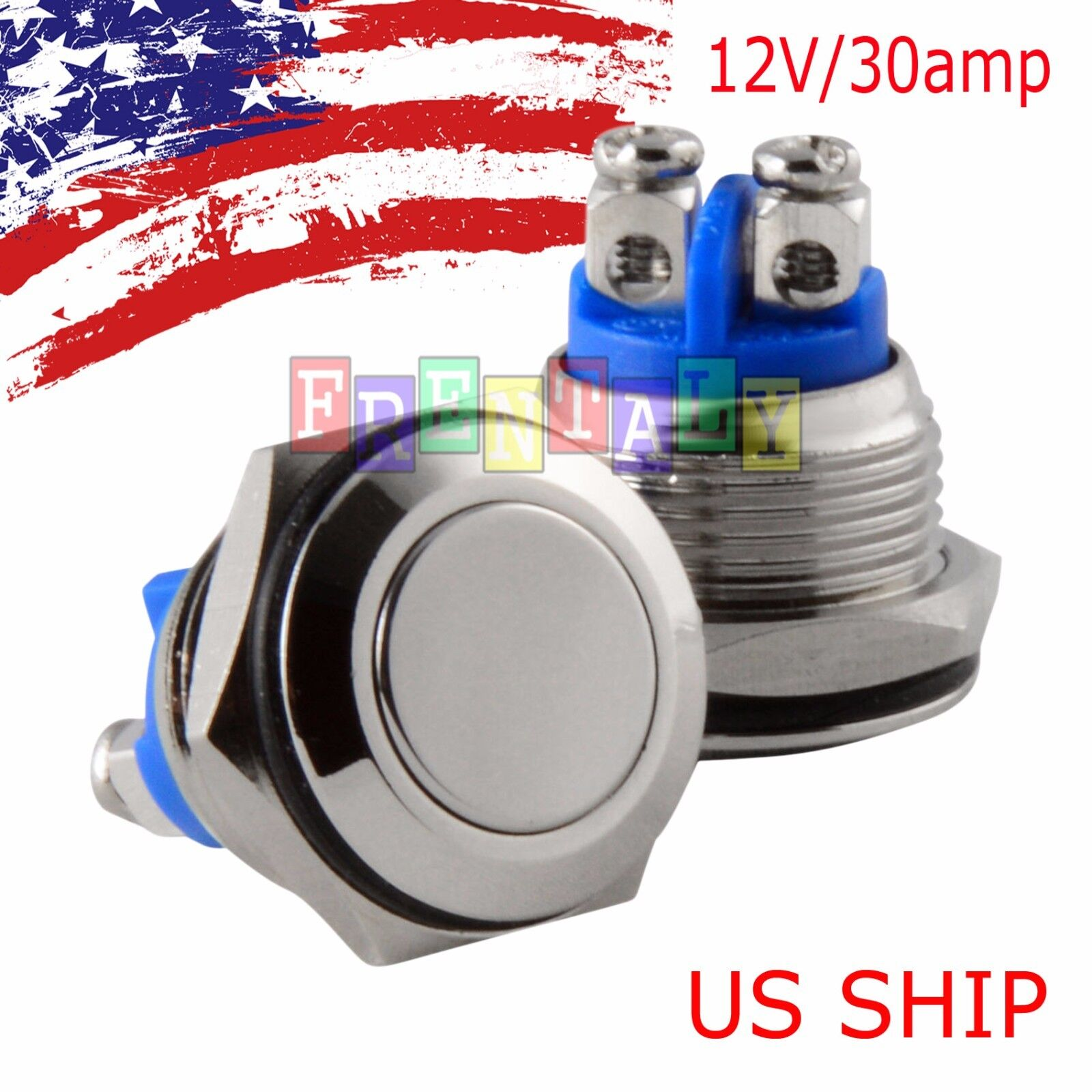 Industrial Switches For Sale Ebay Rocker Switch Lighted Spst Onoff 20a 12vdc Amber 30 Amp Metal Momentary Waterproof 12v 16mm 5 8 Horn Starter Nitrous Butto