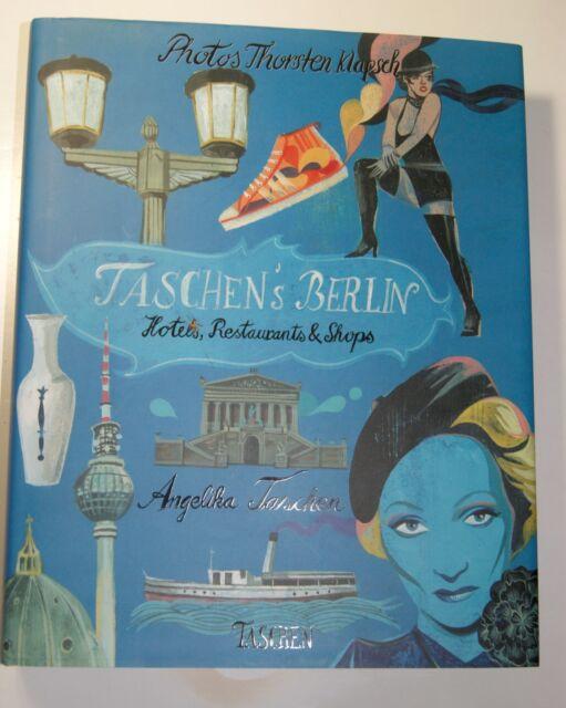 TASCHEN's Berlin: Hotels, Restaurants & Shops