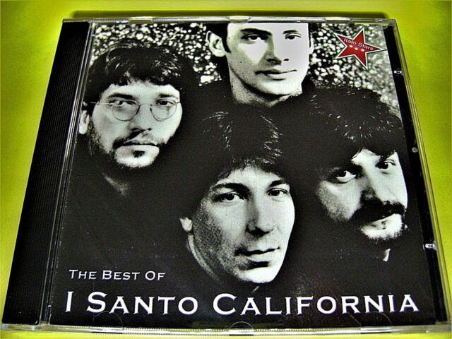 I SANTO CALIFORNIA - THE BEST OF   Pop & Rock CD Shop 111austria