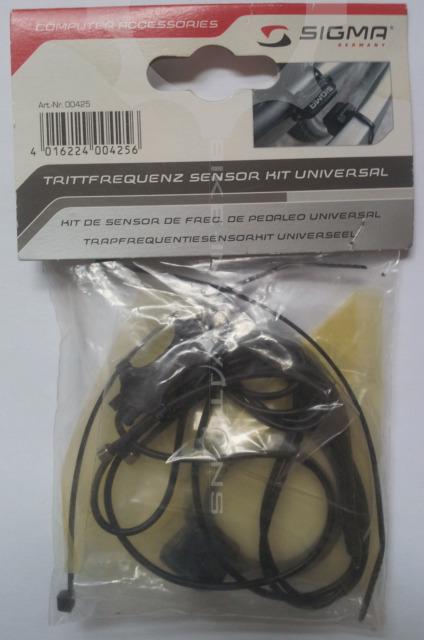 Sigma Trittfrequenz-Sensor Universalhalterung BC 1609 / BC 16.12 00425
