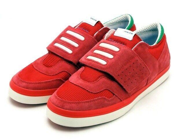 Hombre Adidas Original Roja Hardland lo II Athletic skate zapatos casuales