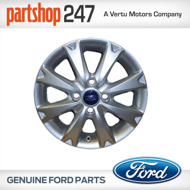 """Genuine New """"Ford Fiesta 15"""""""" 8-spoke Alloy Wheel - 2008 onwards """""""
