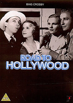 DVD:ROAD TO HOLLYWOOD - NEW Region 2 UK 05
