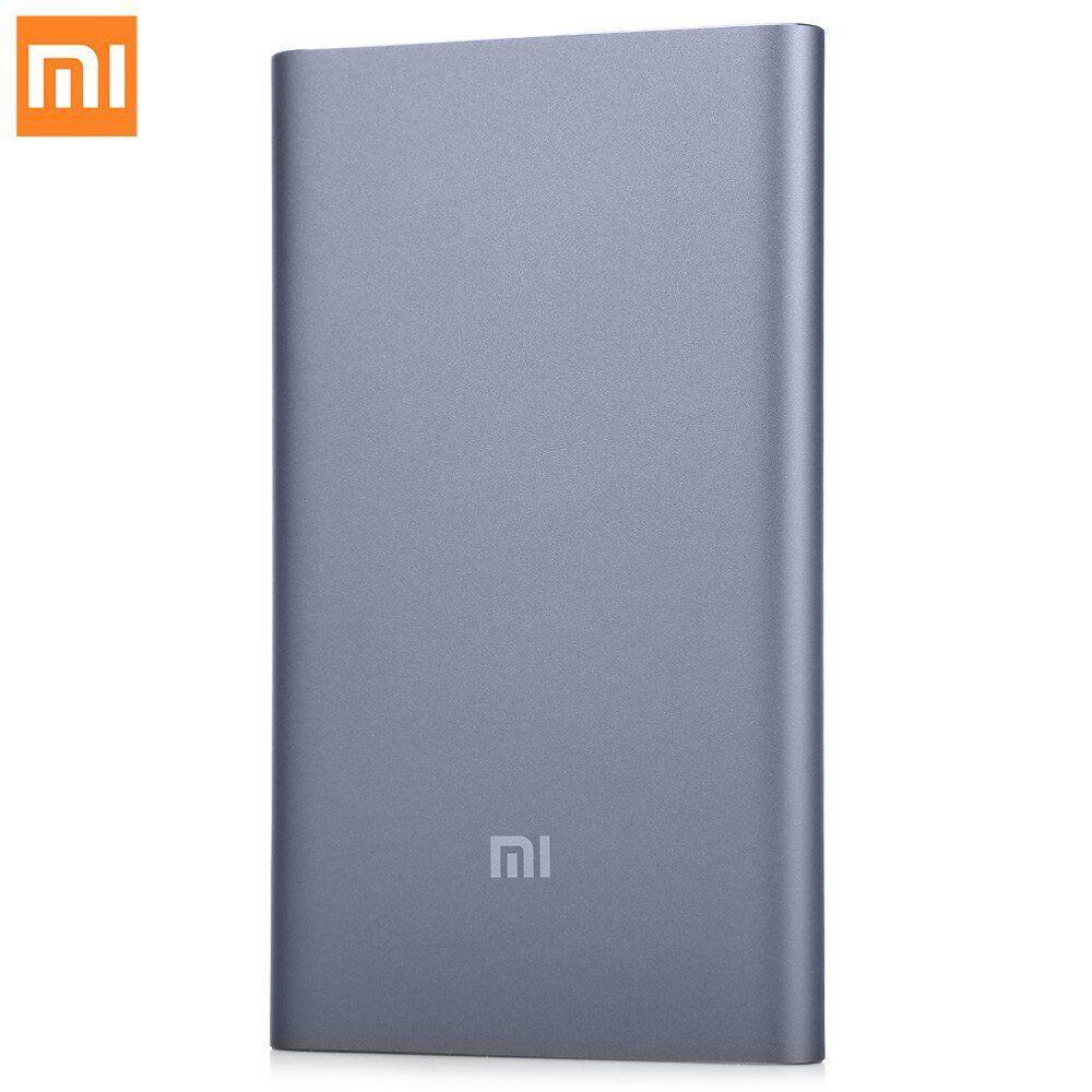 Original Xiaomi Power Bank 10000mah Quick Charger Ultra Slim Usb Powerbank 10000ma Picture 1 Of 10