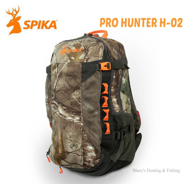 Spika Pro Hunter H-02 Realtree Xtra Camo Hunting Backpack 25lt BAG