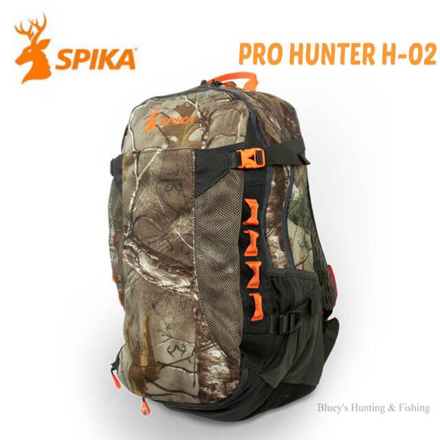 Spika Pro Hunter H-02 Realtree Xtra Camo Hunting Backpack 25lt BAG