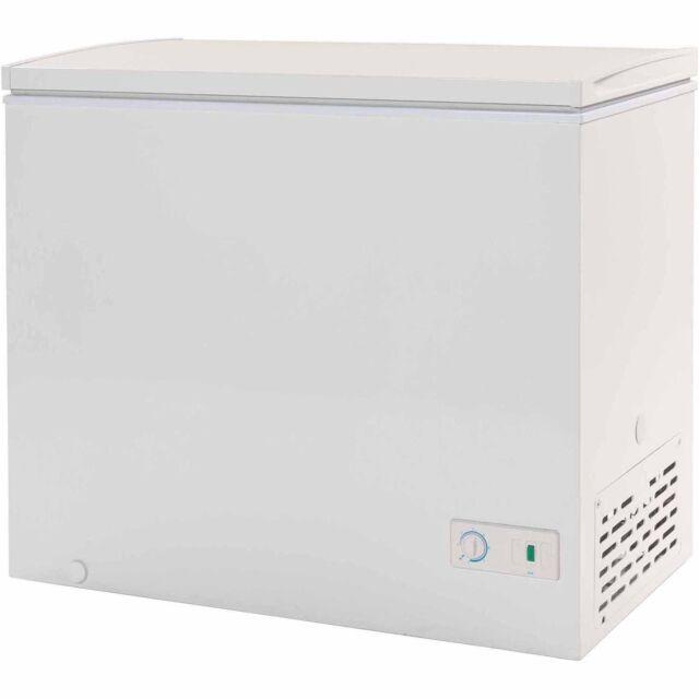 Haier 7.1 CU FT Capacity Chest Freezer White HF71CW20W | eBay
