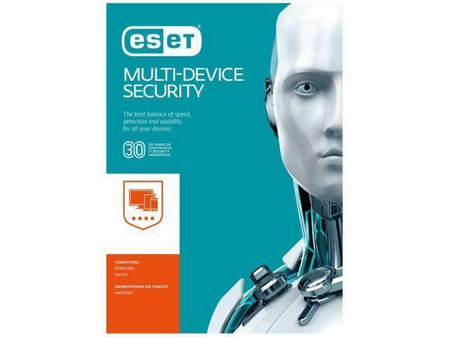 ESET Multi Device Security 2018 - 2 Device / 1 Year