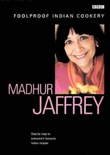 Madhur Jaffrey's Foolproof Indian Cookery (Foolpr..., Jaffrey, Madhur 056353737X