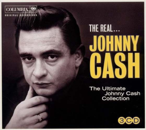 Johnny Cash - The Real… The Ultimate Johnny Cash Collection       3CD NEU OVP