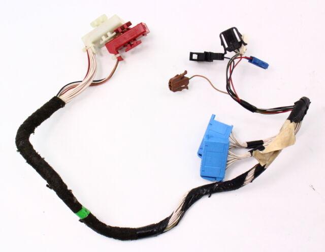 s l640 gauge instrument cluster wiring harness vw jetta golf gti mk3 cabrio