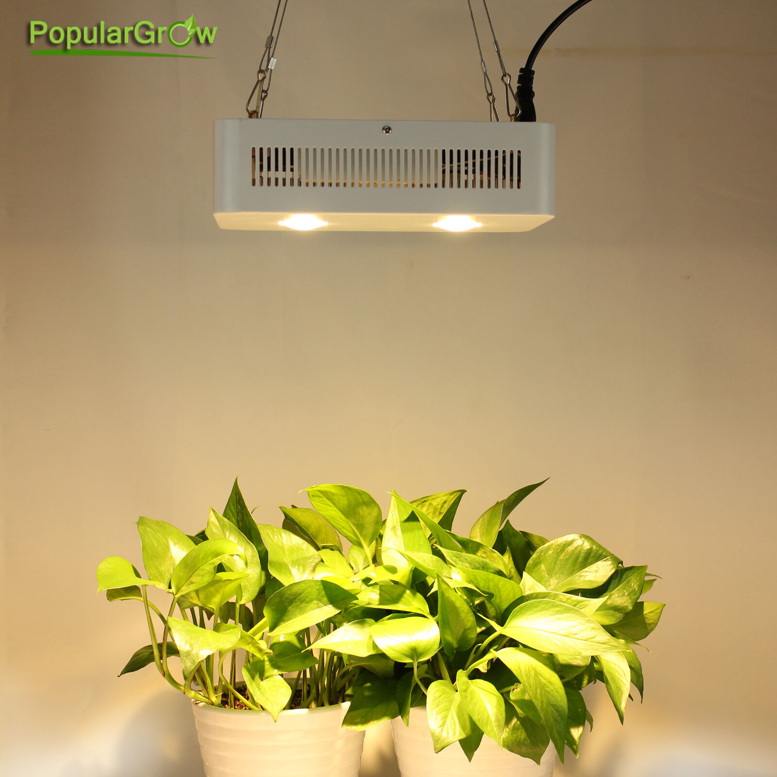 Populargrow cree 400wled grow light cob len for medical plant grow picture 1 of 7 arubaitofo Gallery