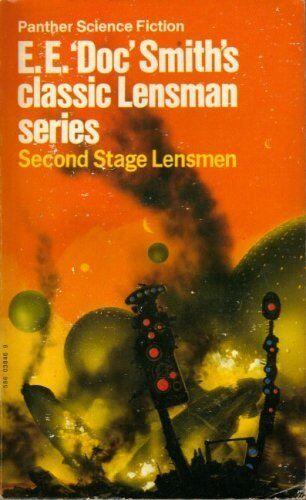 Second Stage Lensmen (Lensman Series) by E. E. Doc Smith 0586038469 The Cheap
