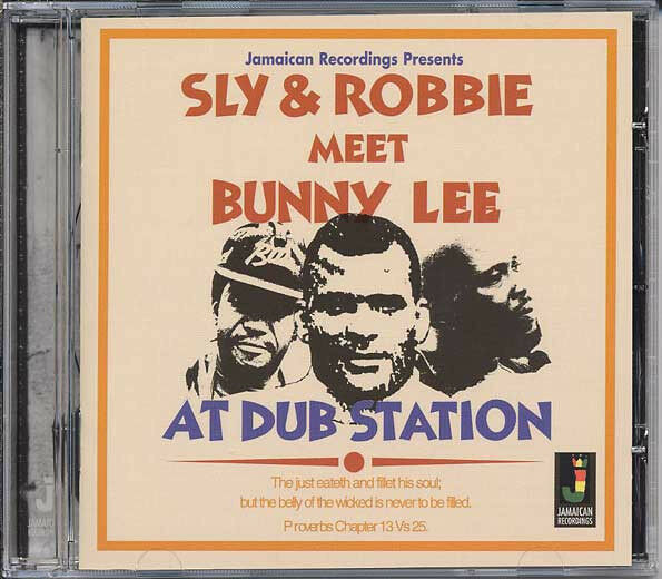 Sly & Robbie Meet Bunny Lee At Dub Station NEW CD £9.99