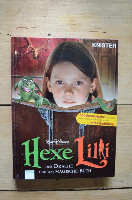 Hexe Lilli, der Drache und das magische Buch. Sonderausgabe mit Filmbildern von