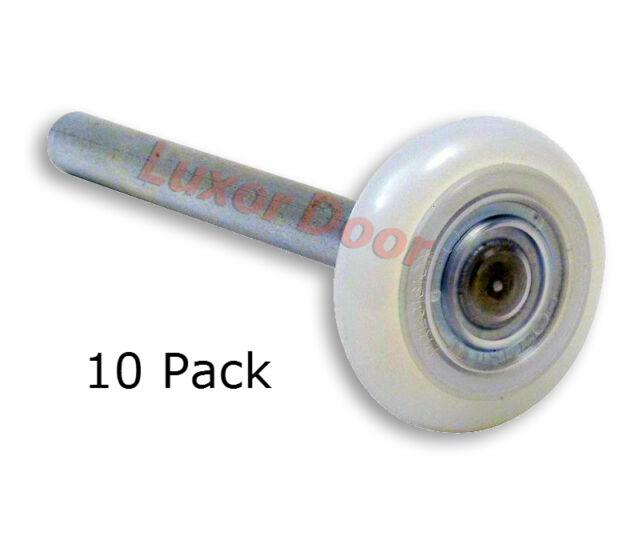 Garage Door Roller Wheel Ultra Quiet Heavy Duty 13 Ball Bearing 10
