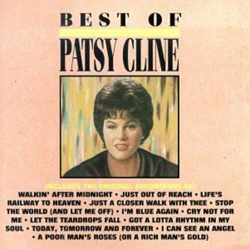 Patsy Cline - Best of Patsy Cline [New CD] Manufactured On Demand
