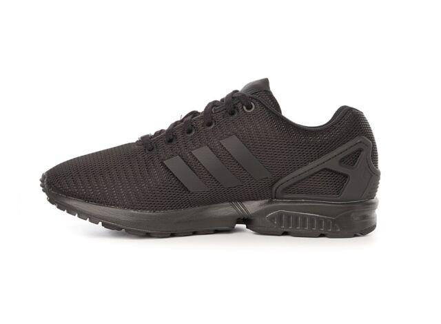 triple black flux adidas