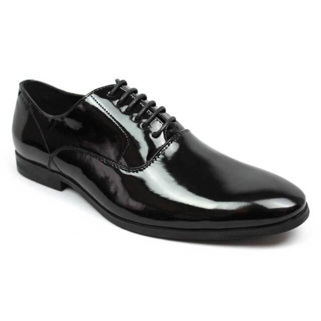 Dress shoe lace up