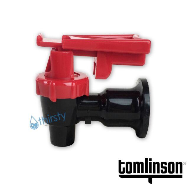 Tomlinson Water Cooler Faucet Spigot Dispenser Valve Red Safety ...