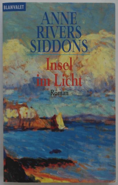 Anne Rivers Siddons – Insel im Licht