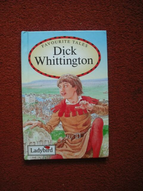 LADYBIRD  - Dick Whittington by Ronne Randall (Hardback, 1993)