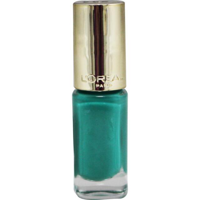 Loreal 5ml Color Riche Nail Polish 244 Green LOL 100 | eBay