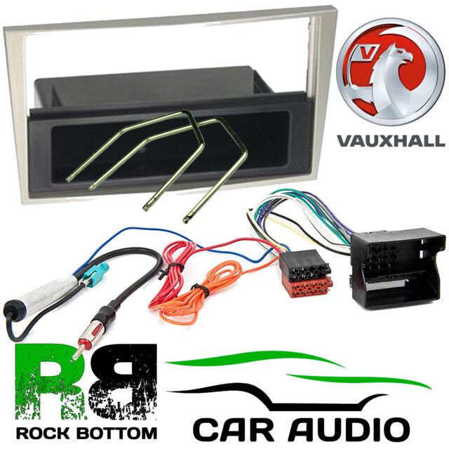 VAUXHALL CORSA D 2006-14 Car Stereo Radio QUADLOCK BEIGE STONE PANEL Fascia Kit