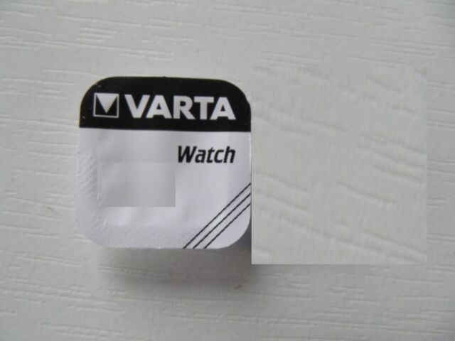 3 Pile Varta V390 Battery Watch SR1130SW