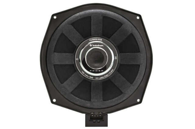 Rockford fosgate t3 bmw sub direct fit replacement e11 ebay rockford fosgate t3 bmw sub bmw 8 direct fit subwoofer sciox Gallery