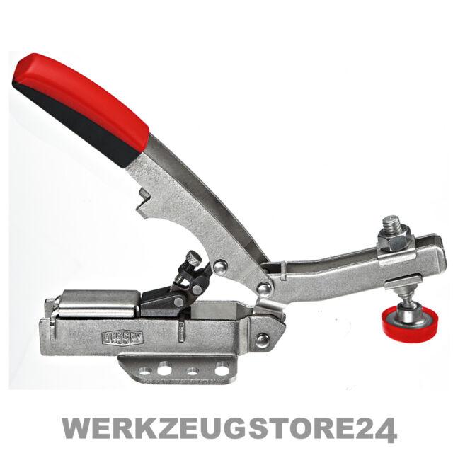 BESSEY Waagerechtspanner STC-HH70 variabler Kniehebelspanner Spannweite 65 mm